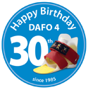 DAFO<sup>®</sup> 4 TURNS 30 THIS YEAR
