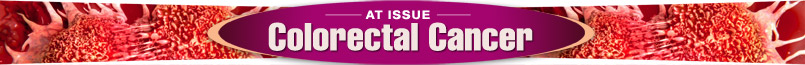 At Issue: Colorectal Cancer