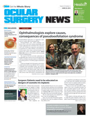Ocular Surgery News June 25, 2016