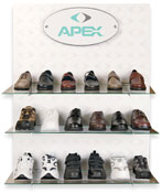 New Apex Unit Display