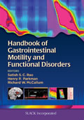 Handbook of GI Motility and Functional Disorders