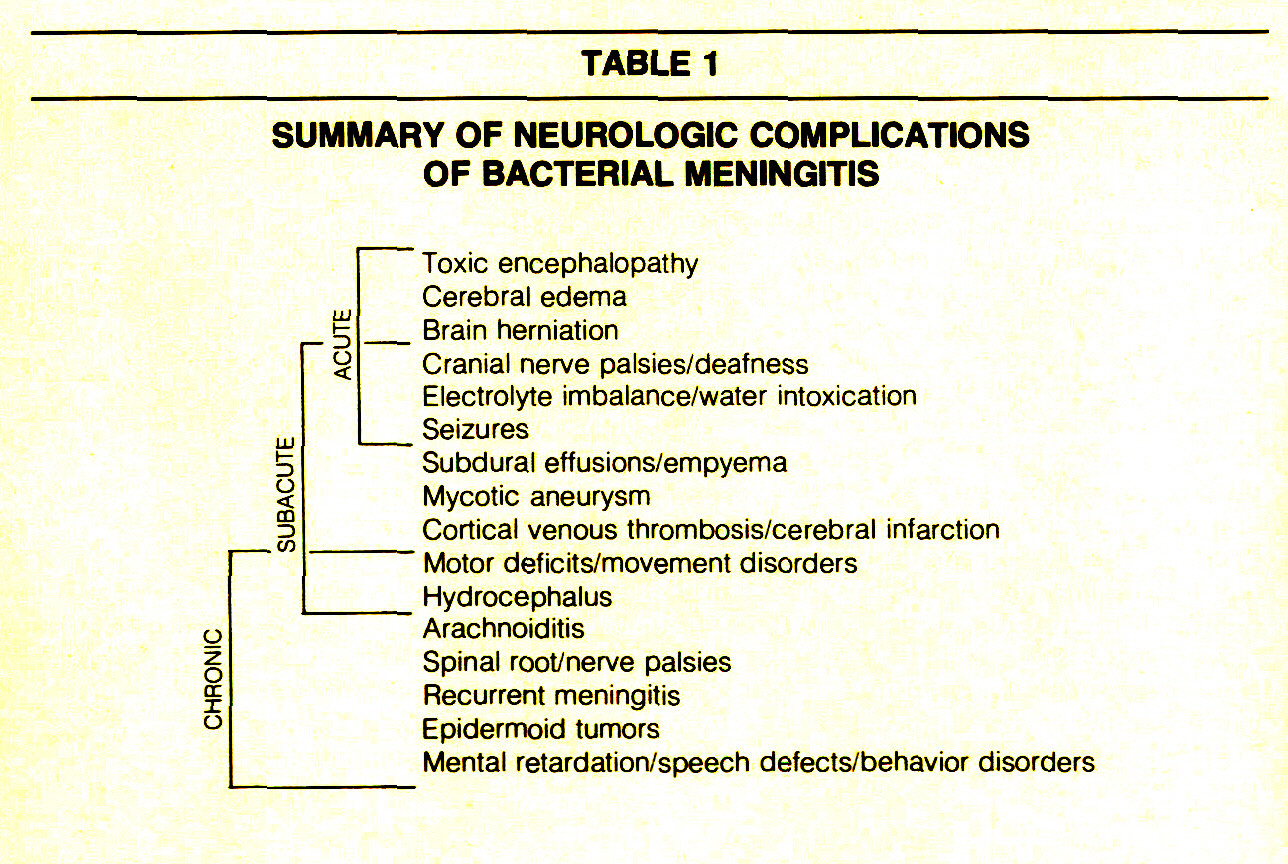 bacterial meningitis essay example This research paper on bacterial meningitis will examine the acute inflammation  of the protective  for a bacterial meningitis paper, you may need it from a  biological viewpoint or medical standpoint either  related research paper  topics.