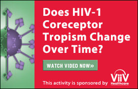 Does HIV-1 Coreceptor Tropism Change Over Time?